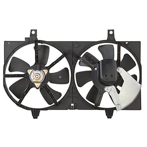 Spectra Premium CF23009 Dual Radiator Fan Assembly ()