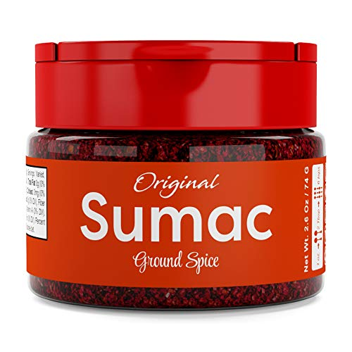 USIMPLYSEASON GROUND SUMAC (Original, 2.6 Ounce (Pack of -
