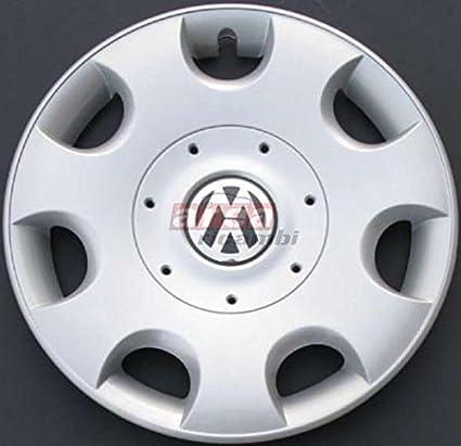 Tapacubos, 4 piezas, para Volkswagen Golf V – Caddy, diámetro 16 pulgadas