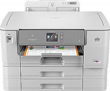 Brother HLJ6100DW Impresora de inyección de Tinta HLJ6100DWRE1 A3 ...