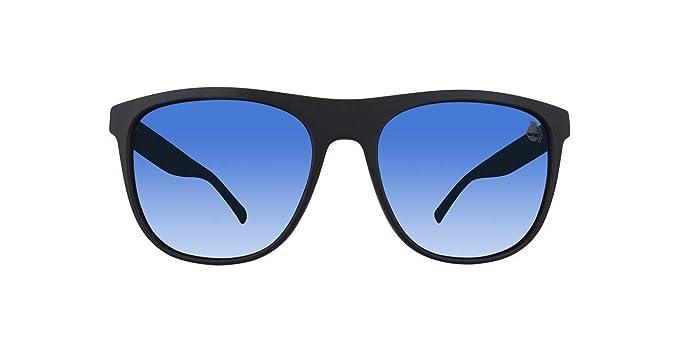 Timberland Tb9124-05H-Schwarz Gafas de sol, Negro (Schwarz ...