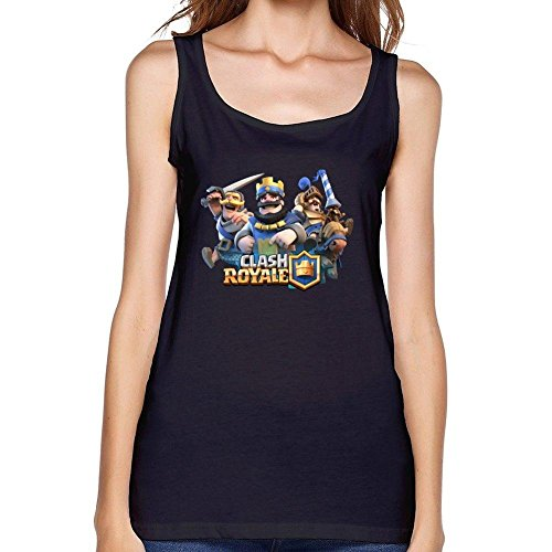 sunrain-womens-clash-royale-game-poster-tank-top