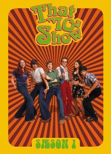 That '70s Show Poster TV UK 11x17 Topher Grace Laura Prepon Ashton Kutcher Danny Masterson