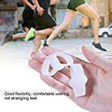 Povihome Gel Toe Separators with Spacers for
