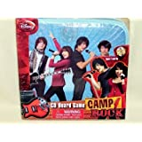 Disney Camp Rock CD Board Game by Disney