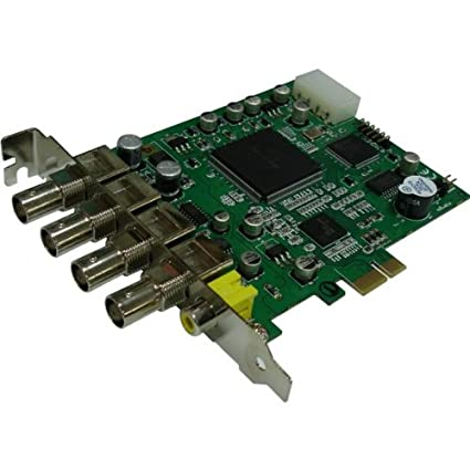 DRIVER UPDATE: PCI DVR CARD 4 CHANNEL