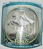 Lord of the Rings–Guerreros Y Battle bestias–Gandolf sobre Shadowfax