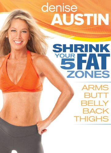 Exercise Products : Denise Austin Shrink Your 5 Fat Zones