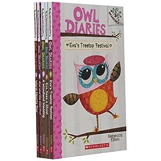 Owl Diaries, Books 1-5: A Branches Box Set