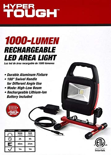 (Hyper Tough 1000 Lumen Area Light)