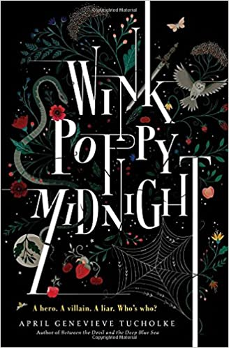 April Genevieve Tucholke - Wink Poppy Midnight Audiobook