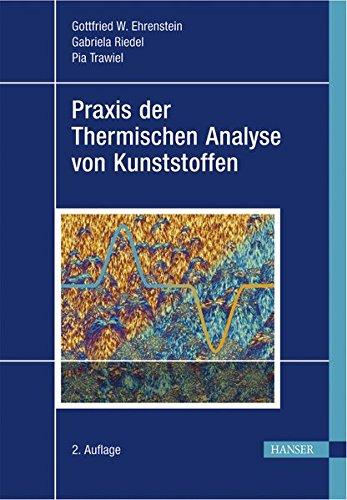Praxis der Thermischen Analyse von Kunststoffen (Print-on-Demand)