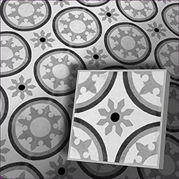 M² Zementfliesen Orientalische Marokko Radia Piekfein - Mosaik fliesen marokko