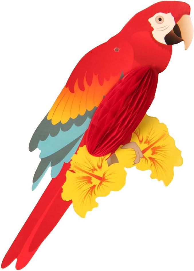 SUNBEAUTY Papier V/ögel Dekoration Tier Party Garten Kinderzimmer Deko
