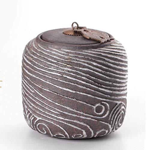 ROLLHG-277 Pet Cremation Ceramics Memorials Urn for Dear Cat Dog Ashes Keepsake