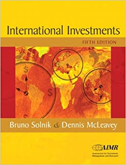 International Investments and Research Navigator Package (5th Edition)