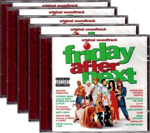 <Wholesale lot of 5> Friday After Next (Original Soundtrack)