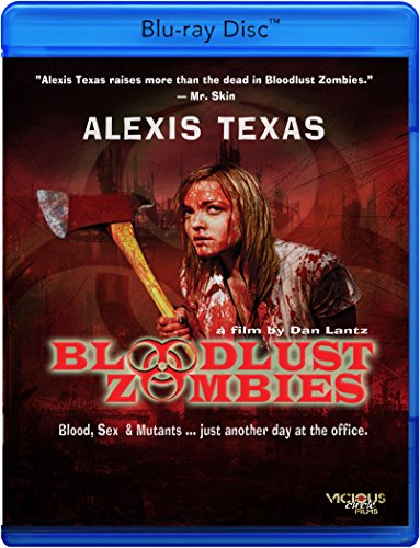 Bloodlust Zombies [Blu-ray] - Policy Com Return Glasses