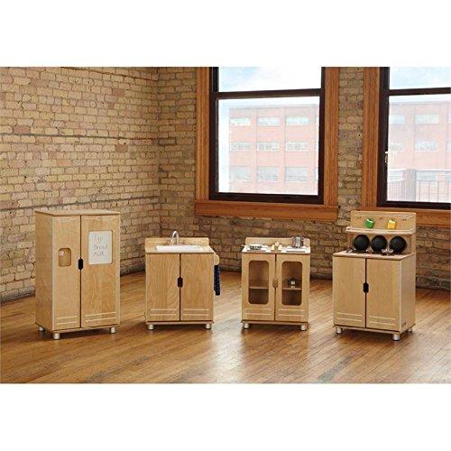 Jonti-Craft TrueModern Play Kitchen 4点セット 1711JC   B07FF68B1T