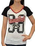 ARI DIAMONDBACKS: Womens Short Sleeve T-shirt (Vintage Look)