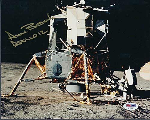 Alan L. Bean Apollo 12 Autographed Signed Memorabilia 8x10 Photo Autograph Auto - PSA/DNA Authentic (Alan Autograph Bean)