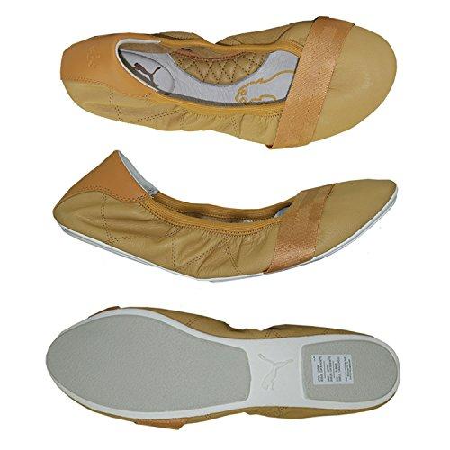 Puma - Bailarinas de Piel para mujer Multicolor multicolor Multicolor - beige
