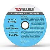 YESWELDER Silicon Aluminum Welding Wire ER4043