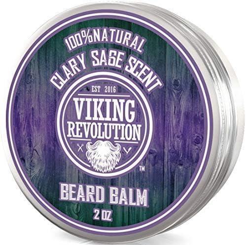 Beard Clary Scent Argan Jojoba