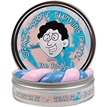 "Crazy Aaron's Thinking Putty - ""Eye Candy"" Heat Sensitive Hypercolor - Brand New Online Exclusive Color"