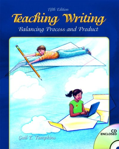 Teaching Writing: Balancing Process and Product