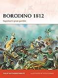 img - for Borodino 1812: Napoleon's great gamble (Campaign) book / textbook / text book