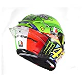 AGV Pista GP-R Limited Edition Rossi Mugello 2017