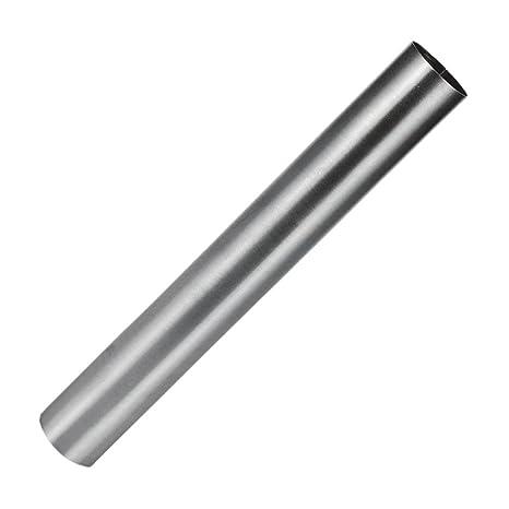 Städter 425132 - Juego de moldes de tubo (6 unidades, acero inoxidable)