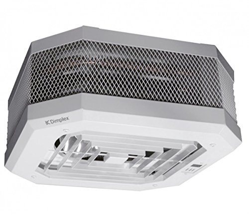 Dimplex CMH02A31CX Small Ceiling Mounted Heater 2KW 240V 1Phase with CONNEX capability by Dimplex
