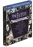 Tim Burton Collection - 9-Disc Box Set ( Batman / Batman Returns / Beetlejuice / Mars Attacks! / Pee-wee's Big Adventure / Charlie and the Chocolate Factory / Swe [ Blu-Ray, Reg.A/B/C Import - Spain ]