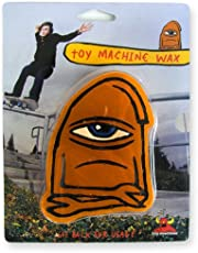 Toy Machine TMWAX001 - Cera para skateboards, color naranja