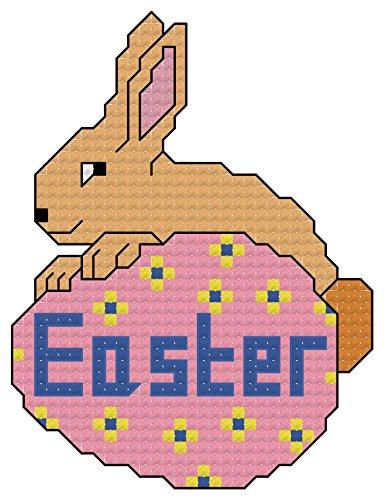 Rabbit Easter Card - 8