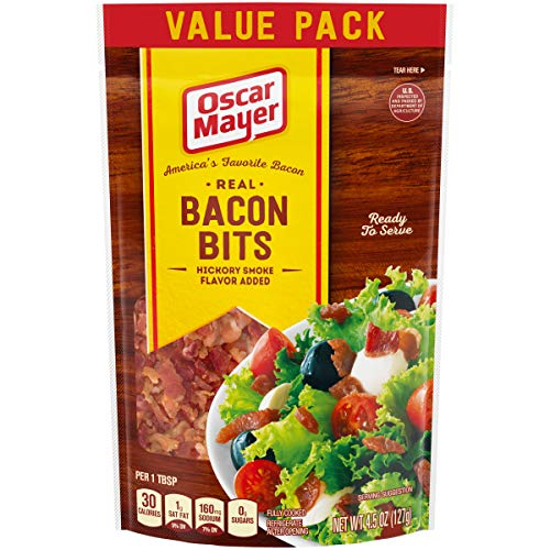 - Oscar Mayer Bacon Bits (4.5 oz Package)