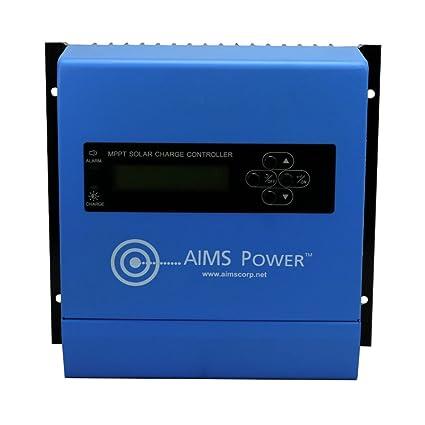 Laderegler Photovoltaik-zubehör Able Solar Controller Mppt For 12v 24v 36v 48v Pv 190vdc 60a Mppt Tracker No Victron
