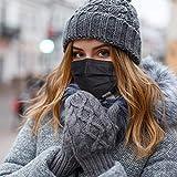 Black Face Mask Disposable Medical Grade Protective
