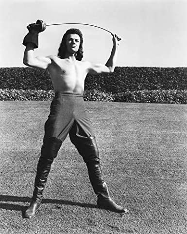 Cornel Wilde In Forever Amber Bare Chested Publicity 11x14 Hd Aluminum Wall Art At Amazon S Entertainment Collectibles Store