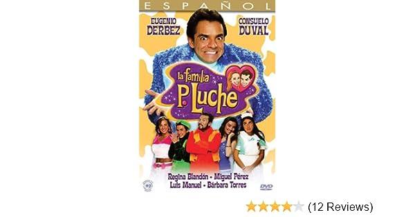 Amazon.com: La Familia Peluche: Eugenio Derbez, Miguel Perez, Luis Manuel Avila, v: Movies & TV