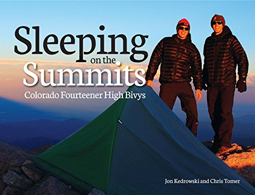 Sleeping on the Summits: Colorado Fourteener High Bivys