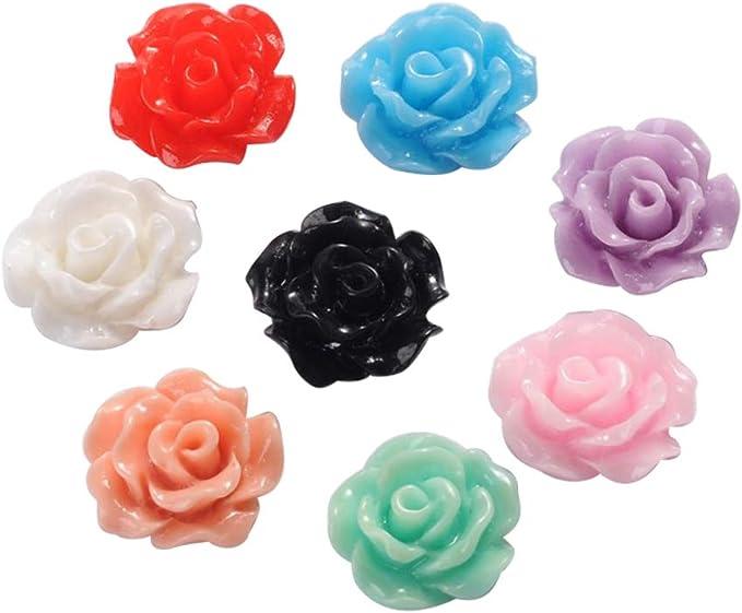 5102050pcs 3D Crown Resin Decoration Crafts Flatback Cabochon DIY Embellishments For Scrapbooking Accessories 15x20mm