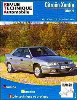 Rta 568.3 Citroën xantia 1.9-2.1 diesel 93/00: Amazon.es: Etai: Libros en idiomas extranjeros