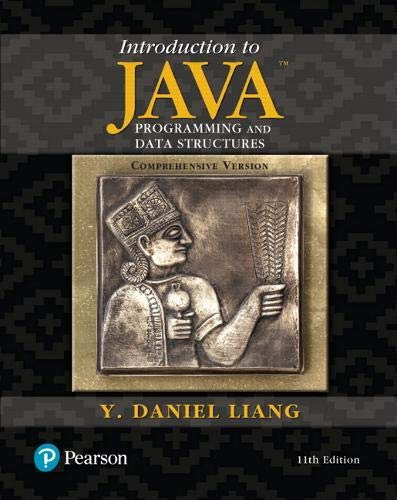 Introduction to Java Programming and Data