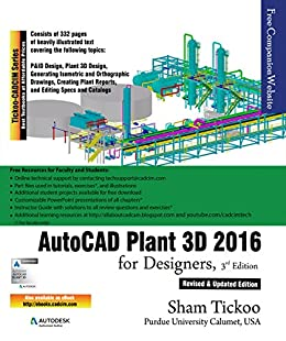 autocad by sham tickoo free book pdf
