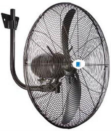 Ventilador acero gigante industrial y doméstico cm.70 135 W de ...