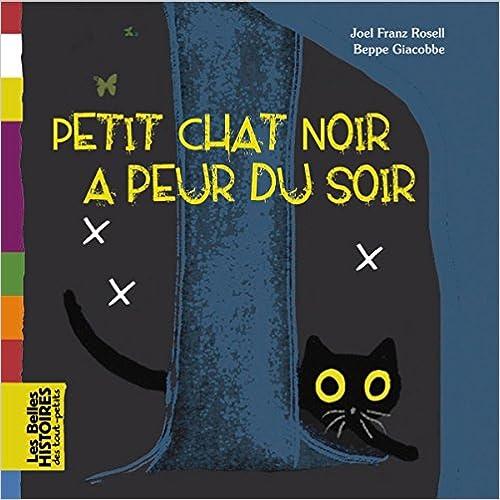 Lire PETIT CHAT NOIR A PEUR DU SOIR pdf ebook