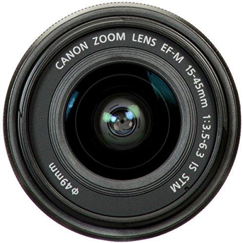 57 opinioni per Canon Obiettivo Grandangolare EF-M 15-45 mm, f/3.5-6.3 IS STM MILC, Compatibile